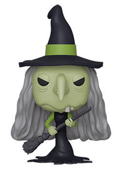 Funko POP! Disney: Nightmare Before Christmas S6 - Witch Vinyl Figure