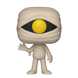 Funko POP! Disney: Nightmare Before Christmas S6 - Mummy Boy Vinyl Figure