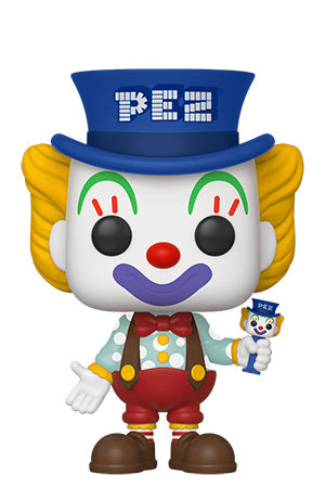 Funko POP! Ad Icons PEZ- Peter Pez (Blue Hat) Vinyl Figure