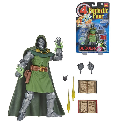 Fantastic Four Marvel Legends - Doctor Doom 6-Inch Exclusive Action Figure