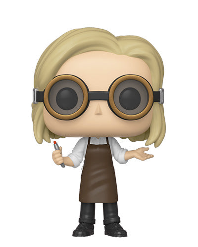 Funko POP! Doctor Who - Thirteenth Doctor with Goggles Vinyl Figure