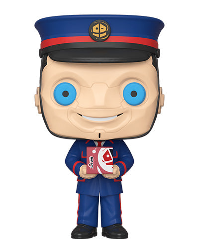 Funko POP! Doctor Who - The Kerblam Man Vinyl Figure
