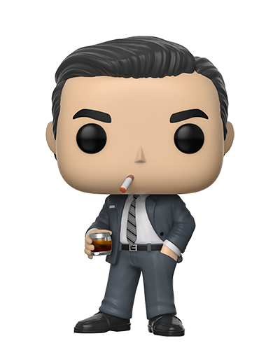 Funko POP! TV: Mad Men S1- Don Draper 1 Vinyl Figure