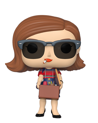 Funko POP! TV: Mad Men S1- Peggy Vinyl Figure