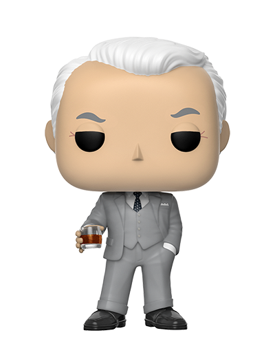 Funko POP! TV: Mad Men S1 - Roger Vinyl Figure