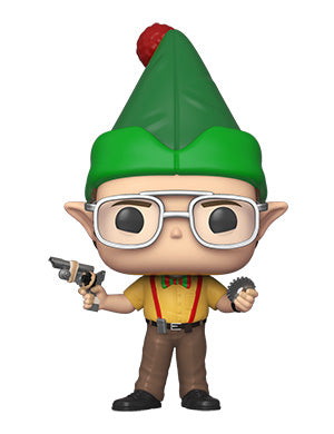 Funko POP! The Office - Dwight as Elf Vinyl Figure