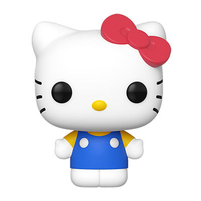 Funko POP! Sanrio: Hello Kitty (Classic) Vinyl Figure