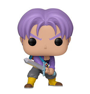Funko POP! Dragon Ball Z S7 - Trunks Vinyl Figure