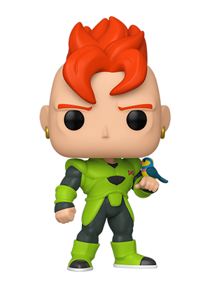 Funko POP! Dragon Ball Z S7 - Android 16 Vinyl Figure