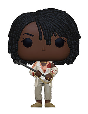 Funko POP! Us - Adelaide with Chains and Fire Poker Vinyl Figure