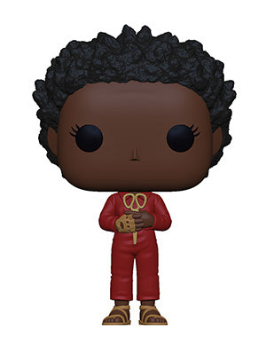 Funko POP! Us - Red with Oversized Scissors Vinyl Figure