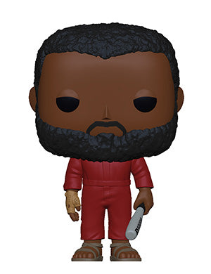 Funko POP! Us - Abraham with Bat Vinyl Figure