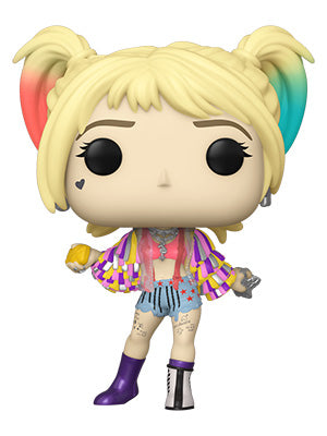 [PRE-ORDER] Funko POP! Birds of Prey - Harley Quinn (Caution Tape) Vinyl Figure