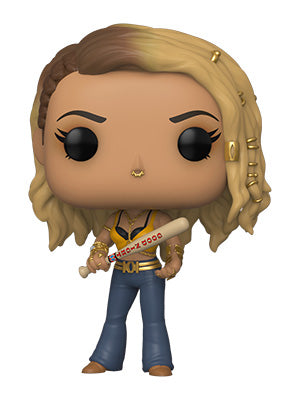 [PRE-ORDER] Funko POP! Birds of Prey - Black Canary (Boobytrap Battle) Vinyl Figure