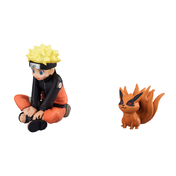 GEM Series: Naruto Shippuden - Uzumaki Naruto and Biju Set