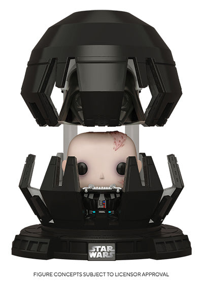 [PRE-ORDER] Funko POP! Star Wars - Darth Vader in Meditation Chamber Vinyl Figure