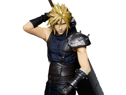 [PRE-ORDER] SQUARE ENIX: Final Fantasy VII Remake - Statuette Cloud Strife