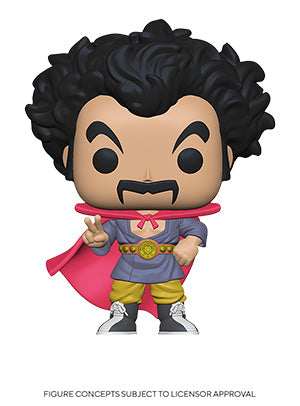 [PRE-ORDER] Funko POP! Dragon Ball Super S4 - Hercule Vinyl Figure