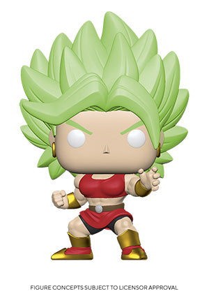 [PRE-ORDER] Funko POP! Dragon Ball Super S4 - Super Saiyan Kale Vinyl Figure