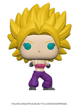 [PRE-ORDER] Funko POP! Dragon Ball Super S4 - SS Caulifla Vinyl Figure