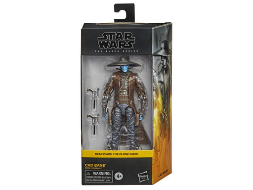 Star Wars: The Black Series - Cad Bane (Clone Wars) 6-Inch Action Figure