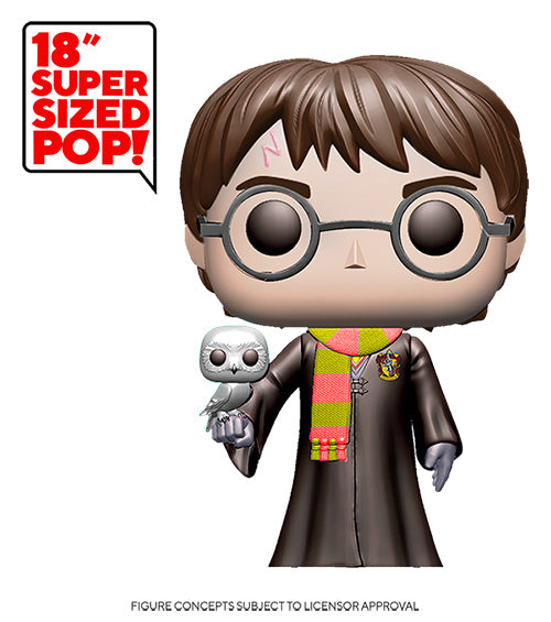 [PRE-ORDER] Funko POP! Harry Potter - Harry Potter 18-inch Vinyl Figure