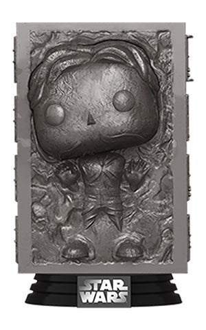 [PRE-ORDER] Funko POP! Star Wars: Star Wars - Han in Carbonite Vinyl Figure