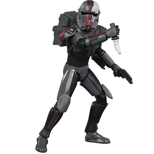 Star Wars: The Black Series - Hunter (The Bad Batch) 6-Inch Action Figure