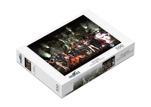 SQUARE ENIX: Final Fantasy 7 - 500 Piece Jigsaw Puzzle