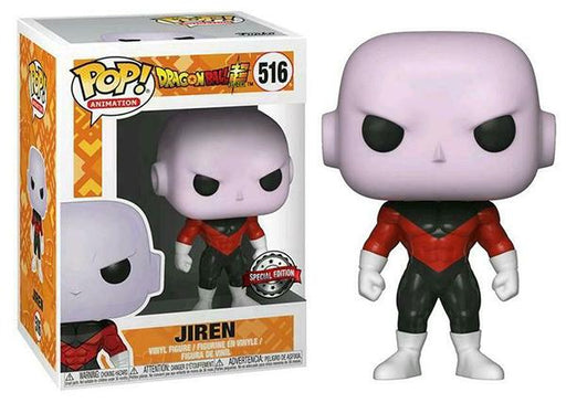 Funko POP! Dragon Ball Super - Jiren Vinyl Figure #516 Special Edition Exclusive (NOT 100% MINT)