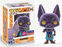 Funko POP! Dragon Ball Super - Flocked Beerus Vinyl Figure #514 Funimation Exclusive (NOT 100% MINT)