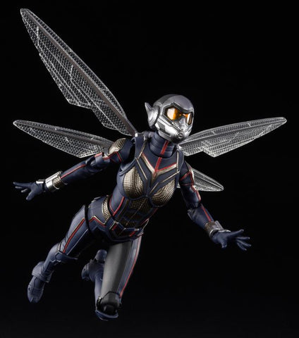 Tamashii Nations S.H. Figuarts: Ant-Man and the Wasp - Wasp & Tamashii Stage