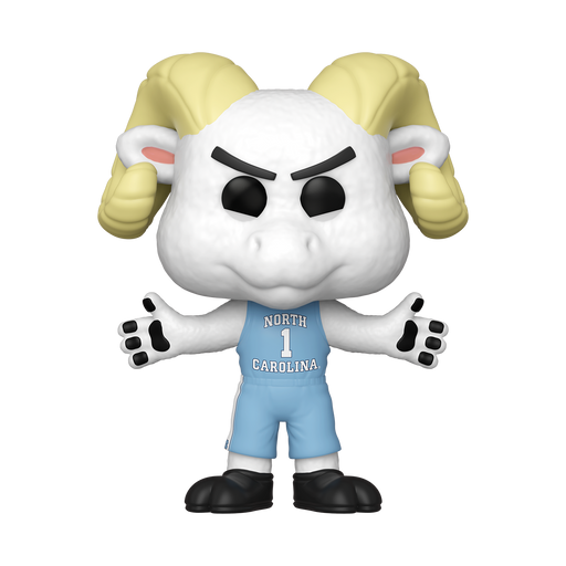 [PRE-ORDER] Funko POP! College: University of North Carolina - Rameses Vinyl Figure