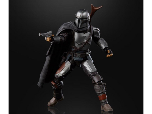 Star Wars: The Black Series - The Mandalorian (Beskar Armor) (The Mandalorian) 6-Inch Action Figure