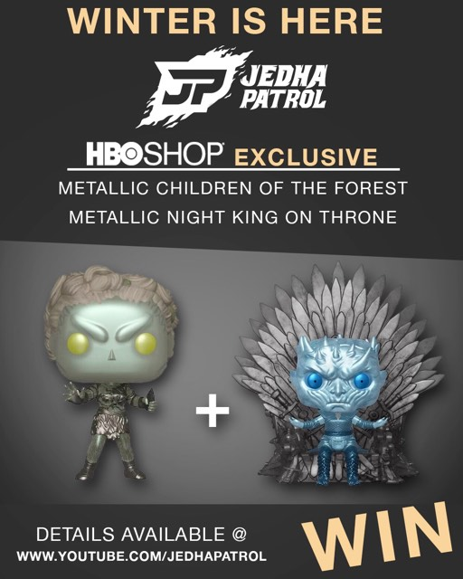 WIN Metallic Children Of the Forest and Night King (Link in Description)