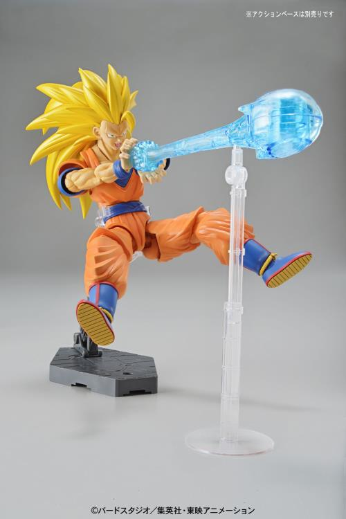 Figure-rise Standard: Dragon Ball Z - Super Saiyan 3 Goku Model Kit