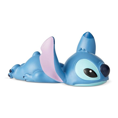 Disney Showcase: Lilo & Stitch - Stitch Laying Down Mini Figurine