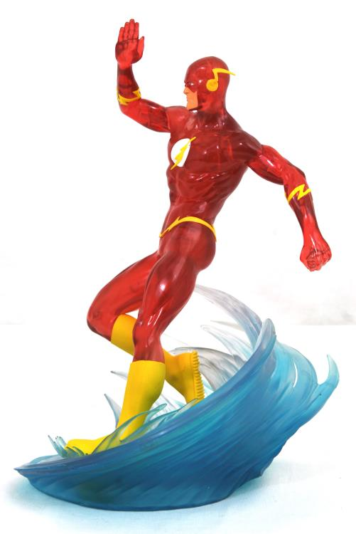 Marvel Gallery: The Flash - Speed Force Flash Limited Edition SDCC 2019 Exclusive Figure