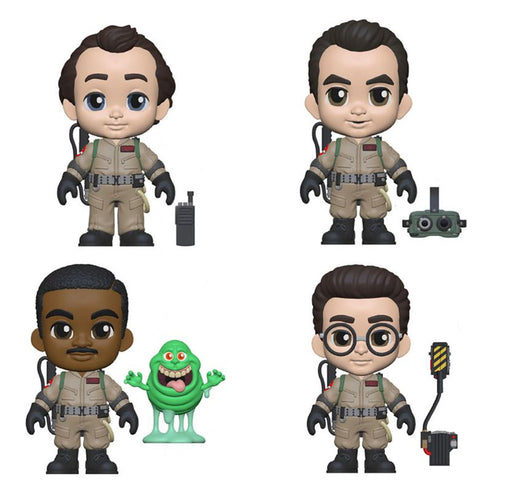 Funko 5 Star: Ghostbusters - Complete Set of 4