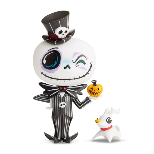 The World of Miss Mindy - Series 2 Jack Skellington Vinyl