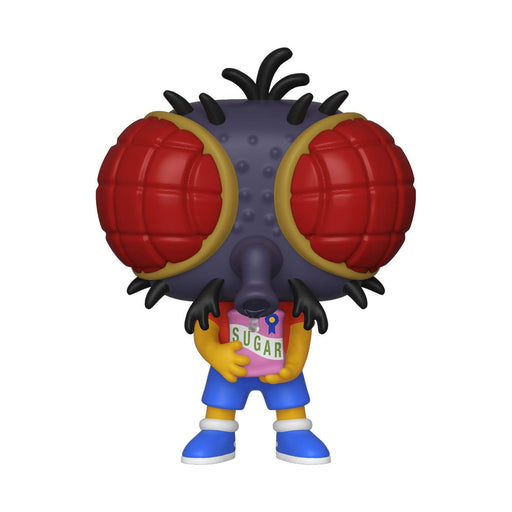 Funko POP! The Simpsons: Treehouse of Horror - Fly Boy Bart Vinyl Figure