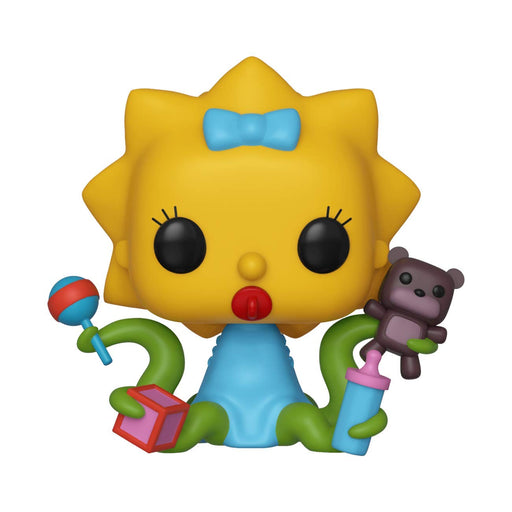 Funko POP! The Simpsons: Treehouse of Horror - Alien Maggie Vinyl Figure