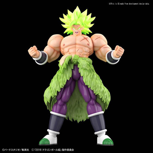 Figure-rise Standard: Dragon Ball Super - Super Saiyan Broly Full Power Model Kit