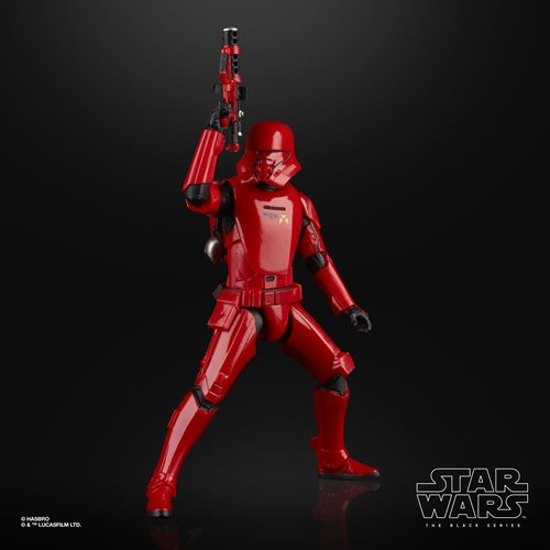 Star Wars: The Black Series - Sith Jet Trooper (The Rise of Skywalker) 6-Inch Action Figure #106
