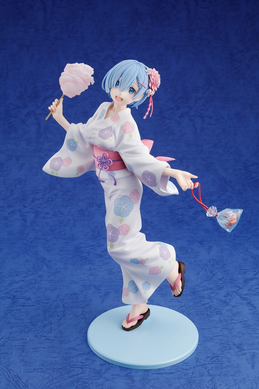 Kadokawa: Re:Zero -Starting Life in Another World- : Rem Yukata Ver. 1/7 Scale Figure