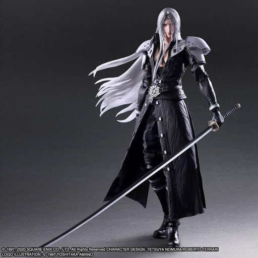 [PRE-ORDER] SQUARE ENIX: FINAL FANTASY® VII REMAKE PLAY ARTS -KAI- ™ - Sephiroth Action Figure