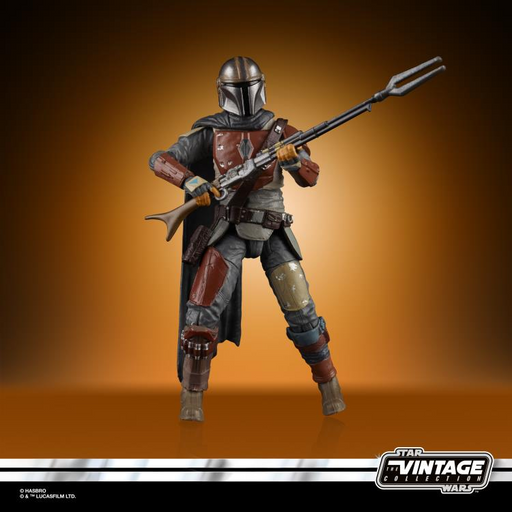 [PRE-ORDER] Star Wars: The Vintage Collection - The Mandalorian 3 3/4-Inch Action Figure