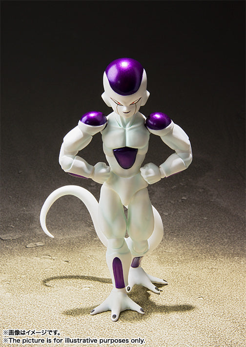 Tamashii Nations S.H. Figuarts: Dragon Ball Super- Frieza (Resurrection)