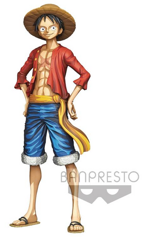 [PRE-ORDER] Banpresto Manga Dimensions: One Piece - Monkey D. Luffy