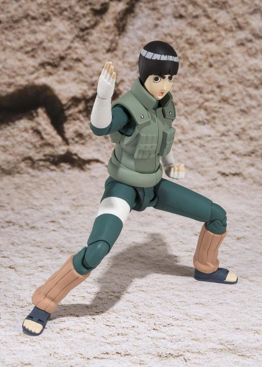 Tamashii Nations S.H. Figuarts: Naruto Shippuden - Rock Lee